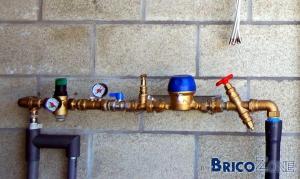 Pression d'eau anormale ?