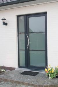 Quel est le mod�le de ce panneau de porte?