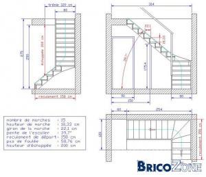 aide pour escalier 1 4 tournant avec wc. Black Bedroom Furniture Sets. Home Design Ideas