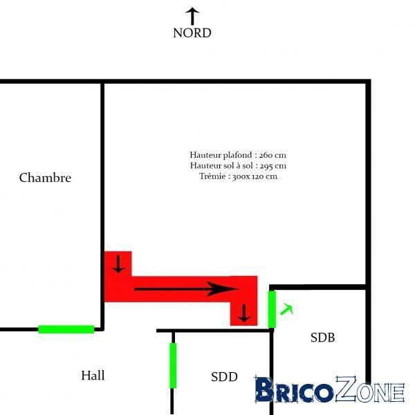 escalier cours d 39 id es l. Black Bedroom Furniture Sets. Home Design Ideas
