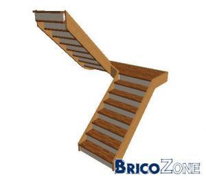 Dimensions pour un tel escalier?