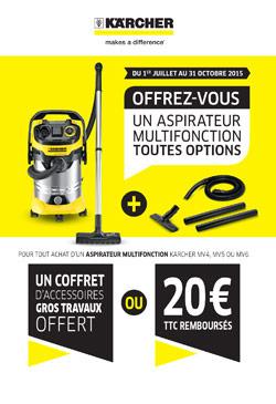 Aspirateur air eau conseils - Aspirateur karcher wd4 ...