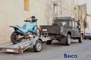 Qui fait de la moto?