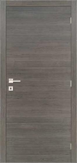 Parquet selon porte for Peinture porte interieure gris anthracite