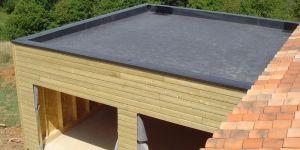 Réaliser une toiture plate