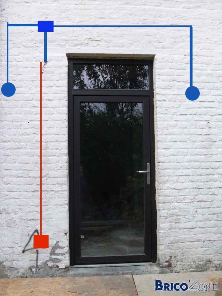 Electricité extérieure pour un débutant (spots et prise)