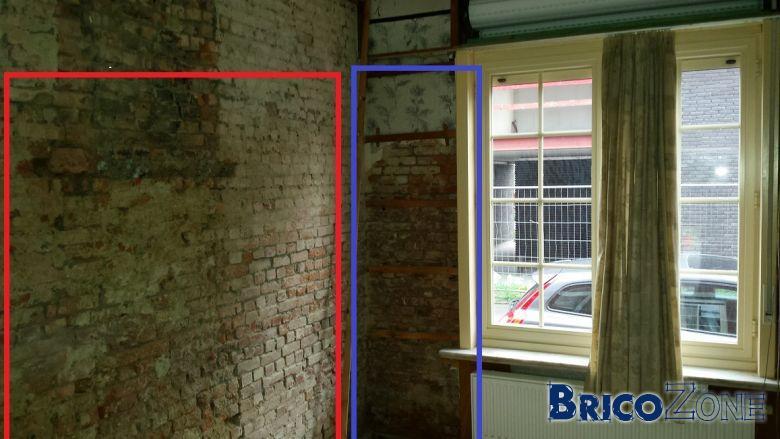 conseil isolation murs brique plaine