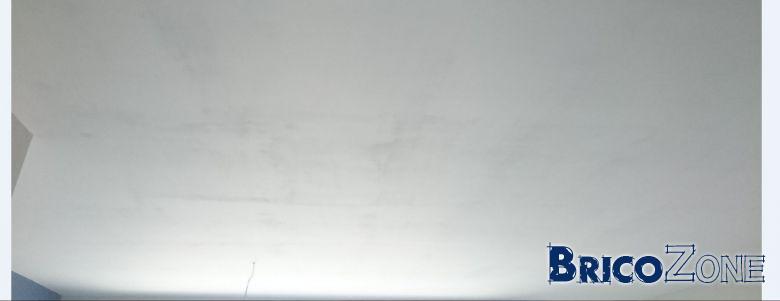 Peinture Plafond  Traces