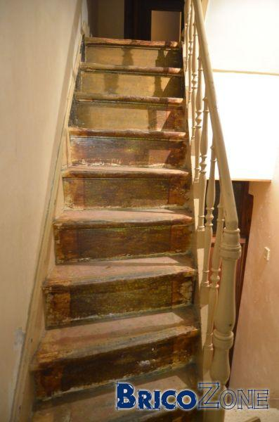 id es pour mon vieil escalier li ge. Black Bedroom Furniture Sets. Home Design Ideas