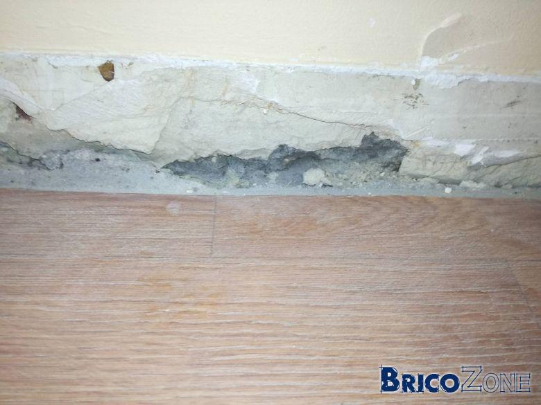 reboucher trou mur latest comment reboucher un trou dans un plafond en brique unique with. Black Bedroom Furniture Sets. Home Design Ideas