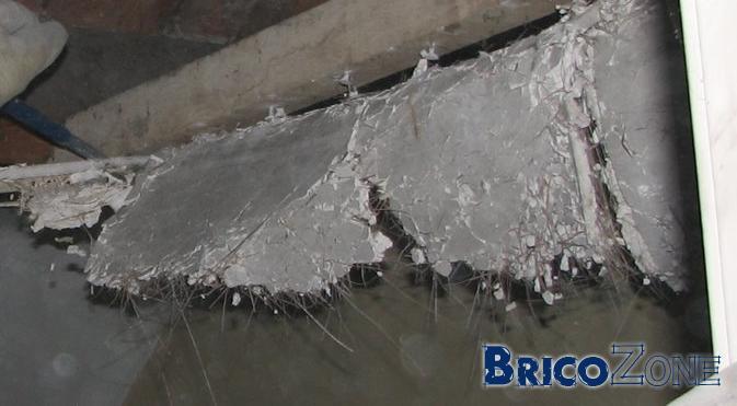 Isolation vieux tuyaux de chauffage - Fibrociment amiante ou pas ...