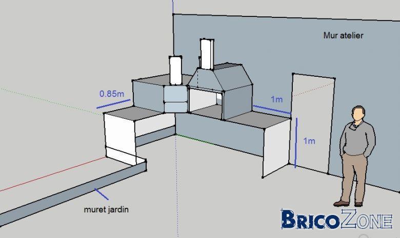 construction bbq four pizza page 2. Black Bedroom Furniture Sets. Home Design Ideas