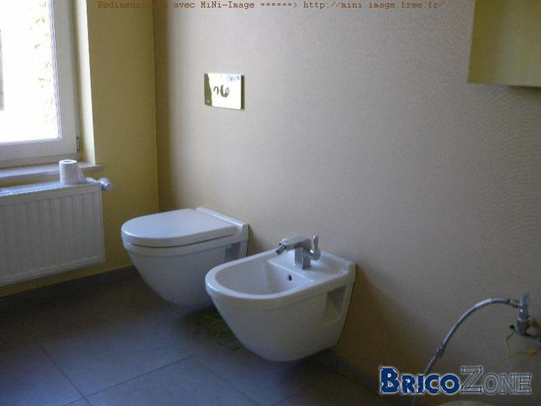 Wc suspendu grohe ou geberit page 3 - Wc suspendu ou normal ...