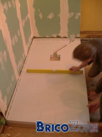 construire une douche l 39 italienne rien que pour vos yeux. Black Bedroom Furniture Sets. Home Design Ideas