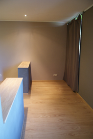 muret pour tv lcd. Black Bedroom Furniture Sets. Home Design Ideas