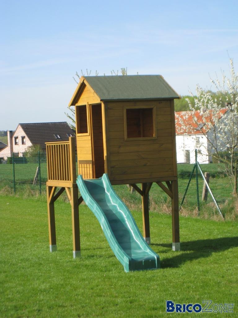Construction Cabane Enfant se rapportant à construction d'1 cabane pour enfant | page 2