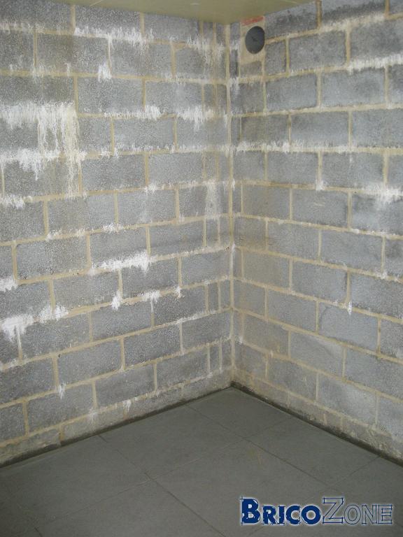 Peindre Murs Caves Et Garage En Blocs Bétons