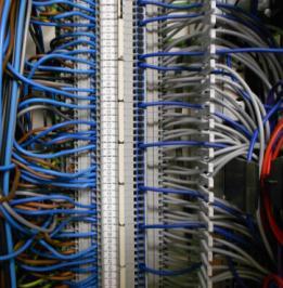 domotique - connexion propre dans le tableau