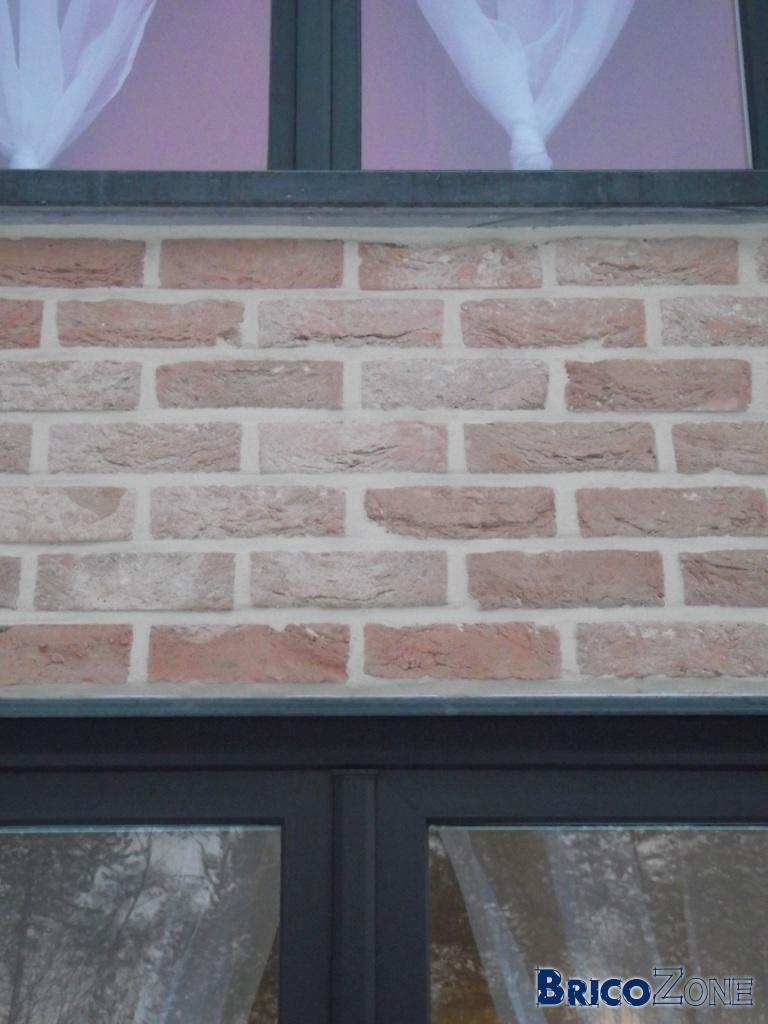 nouvelle construction, fenêtre non alignées