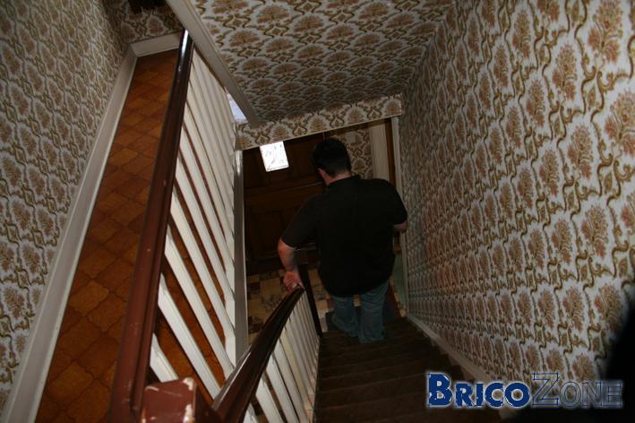 Papier peint qui a le plus beau on fait un concours page 2 - Papier peint pour cage escalier ...