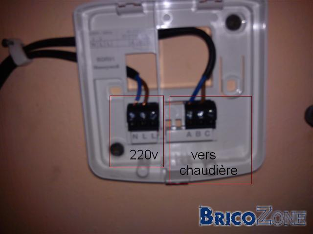 thermostat sans fil pour chaudiere thermostat d 39. Black Bedroom Furniture Sets. Home Design Ideas