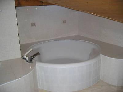 baignoire ronde encastrer. Black Bedroom Furniture Sets. Home Design Ideas