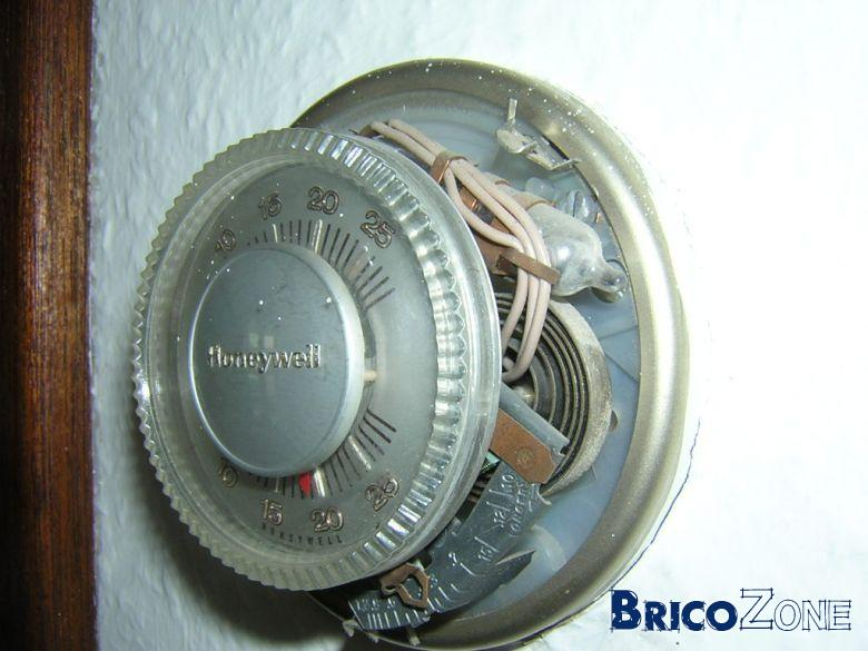 changer vieux thermostats