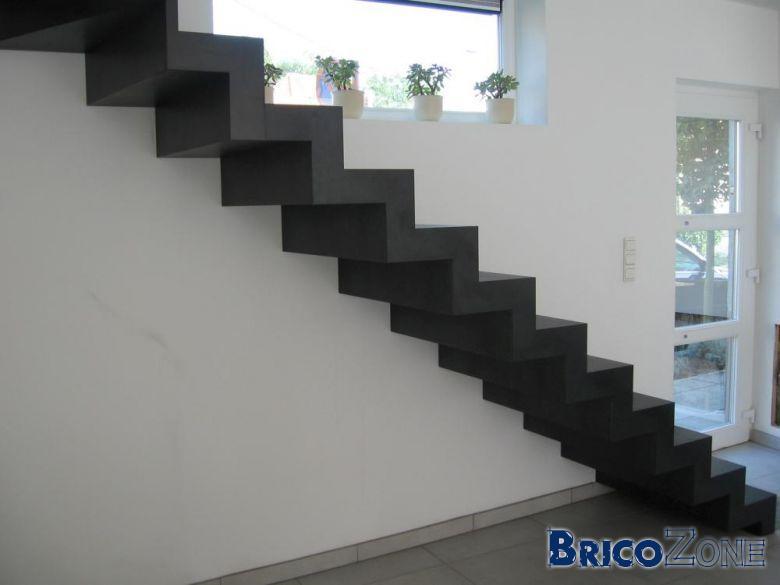 Escalier sans garde corps : votre avis