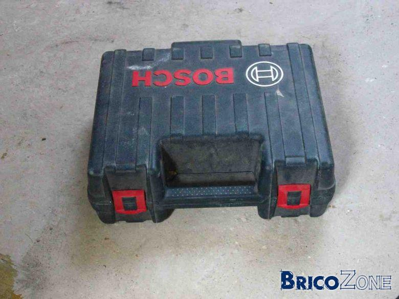 Test bosch laser croix gll 3 80 p - Laser en croix bosch ...