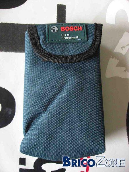 test bosch sonde lr 2 pour laser. Black Bedroom Furniture Sets. Home Design Ideas