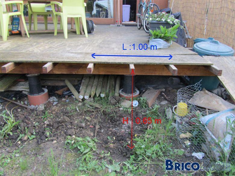 escalier ext rieur terrasse vers jardin. Black Bedroom Furniture Sets. Home Design Ideas