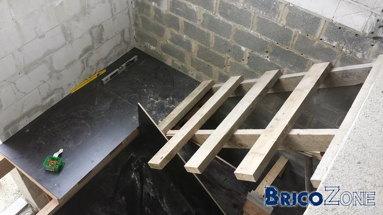 Escalier b ton cr maill re coffrage photos - Escalier beton lisse ...