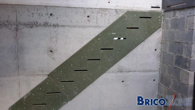 Escalier suspendu acier coffrage photos page 4 - Plaque de coffrage ...