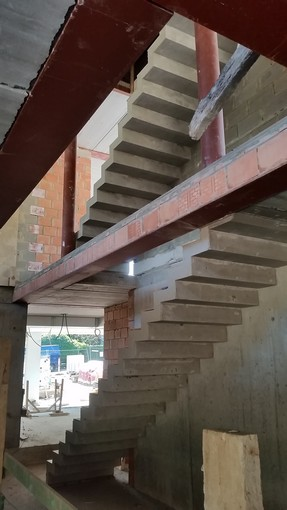 Escaliers b ton cr maill re 12 cm page 2 - Escalier cremaillere beton ...