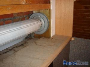 Isolation boite à volet intérieure (résolu)